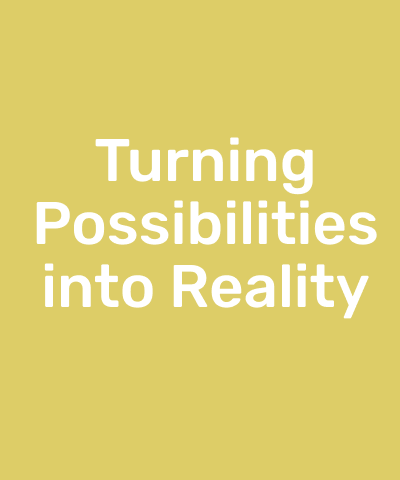 Turning Possibilities into Reality with Bennie Fowler